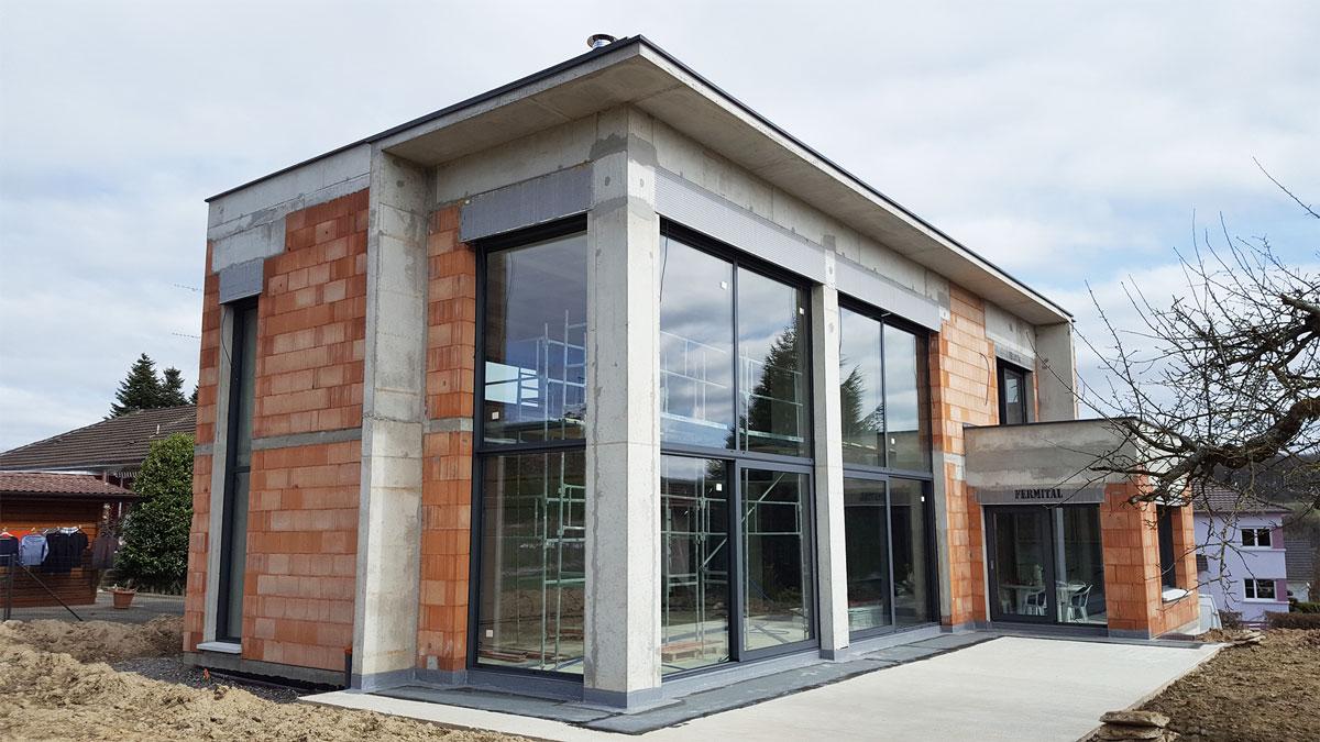 maison hauteur sous plafond gallery of la charpente bois duorigine met vidence hauteur plafond. Black Bedroom Furniture Sets. Home Design Ideas