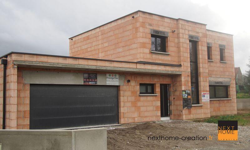 Populaire Prix D Un Toit Plat. Great Garage Indpendant Toit Plat Et Ossature  KL18