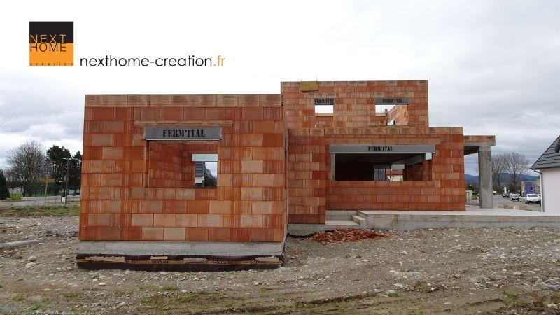 Best Maison Contemporaine Toit Bac Acier Sous Sol Images - Design ...