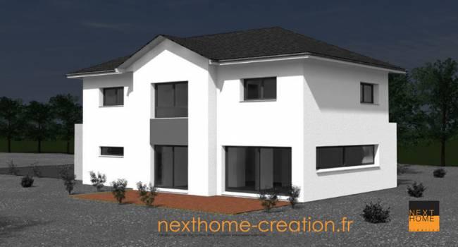 Construisez votre maison moderne dans le haut rhin for Constructeur maison contemporaine haut rhin