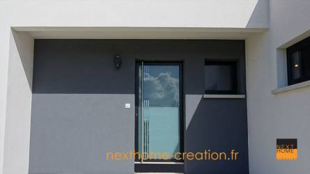 Maison d 39 architecte 4 pans nexthome cr ation for Garage toyota haut rhin