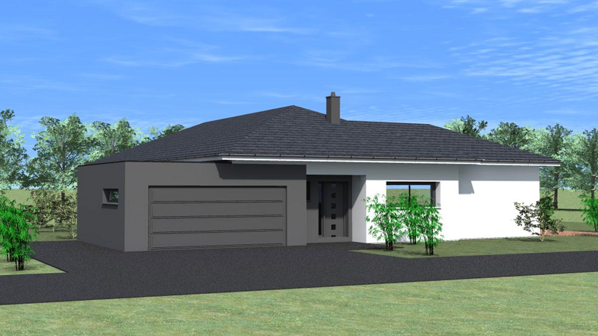 maison neuve plain pied haut rhin ventana blog. Black Bedroom Furniture Sets. Home Design Ideas