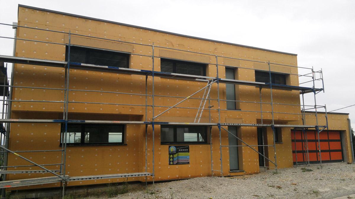 Construction maison bois bas rhin ventana blog for Constructeur maison bois alsace