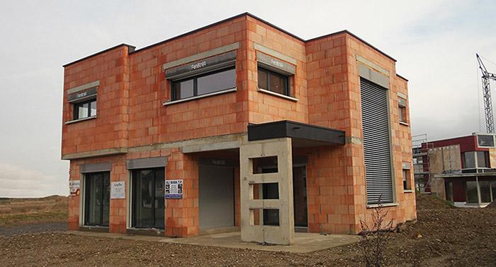 Construisez votre maison moderne avec un maitre d 39 oeuvre for Construisez votre propre maison moderne