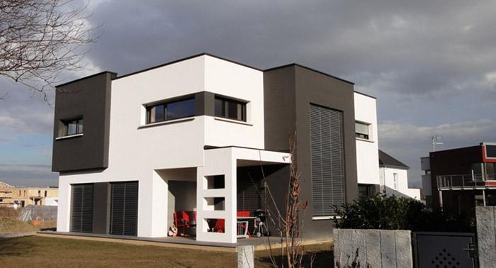 Construisez votre maison moderne avec un maitre d 39 oeuvre for Contrat maitrise d oeuvre